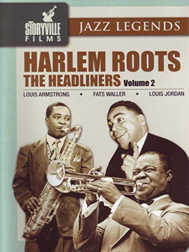 Various-Artists-Harlem-Roots-Vol-2-The-Headline-Various-Artists-CD-S8VG