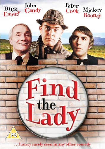 Find-The-Lady-1976-DVD-CD-0WVG-FREE-Shipping