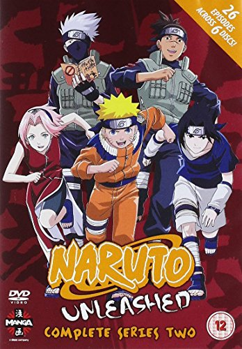 Naruto Unleashed - Complete Series 2