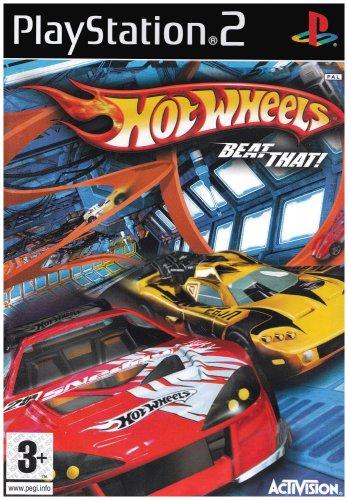 Hot Wheels: Beat That! (PS2)