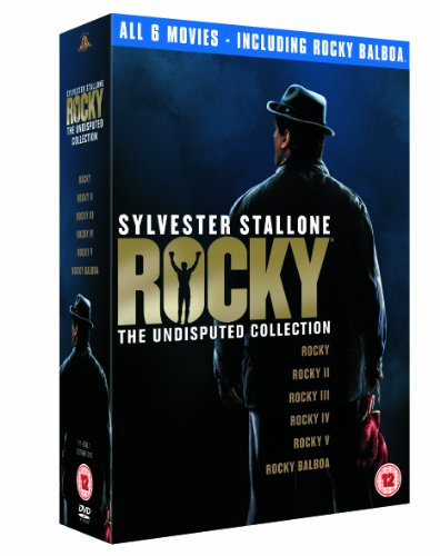 Sylvester Stallone - Rocky: The Undisputed Collection