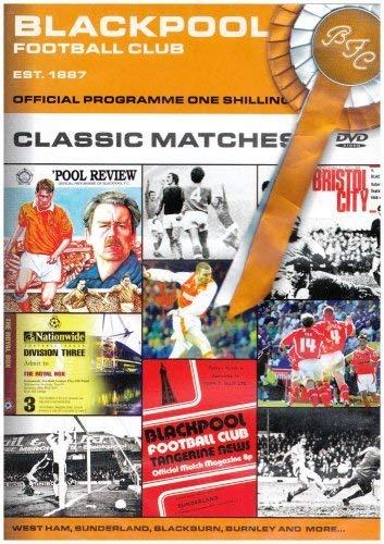 Blackpool Fc - Blackpool FC - Classic Matches
