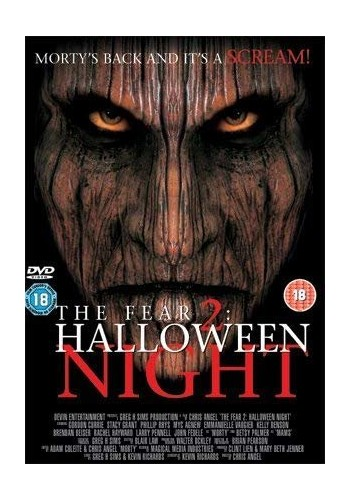 The-Fear-2-Halloween-Night-DVD-CD-70VG-FREE-Shipping