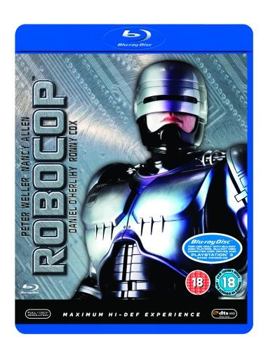 Robocop-Blu-ray-1987-CD-BGVG-FREE-Shipping