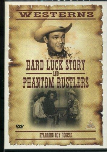 hard luck story / phantom rust DVD Action Westerns NEW
