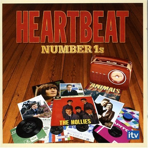 Various Artists - Heartbeat Number 1s - Various Artists CD E4VG The Cheap Fast