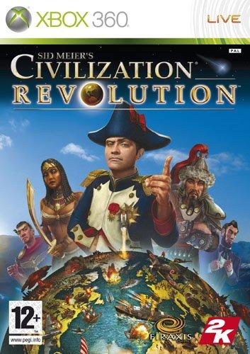 Xbox 360 - Sid Meier's Civilization Revolution / Game