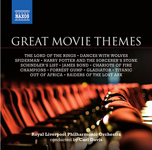 Various Composers - Great Movie Themes