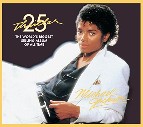 Michael Jackson - Thriller  (Original Cover) By Michael Jackson