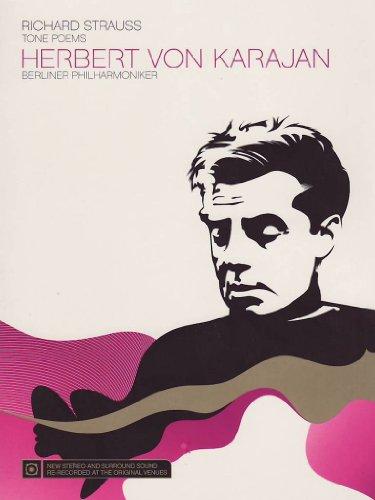 Karajan-Herbert-von-Strauss-Tone-Poems-DV-Karajan-Herbert-von-CD-LMVG