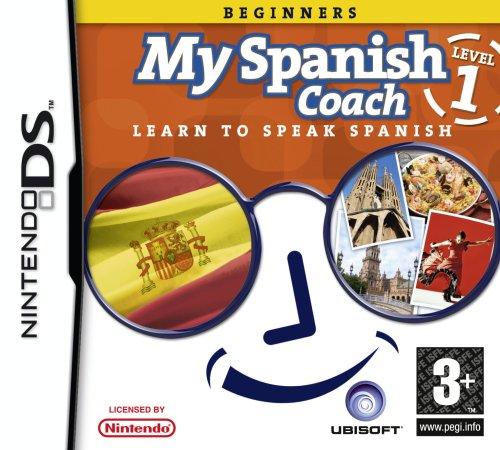 My Spanish Coach Level 1 - Learn To Speak Spanish (Nintendo DS)