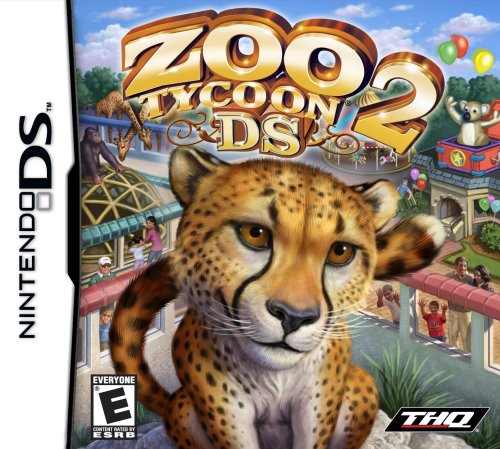 Nintendo Ds - Zoo Tycoon 2 DS