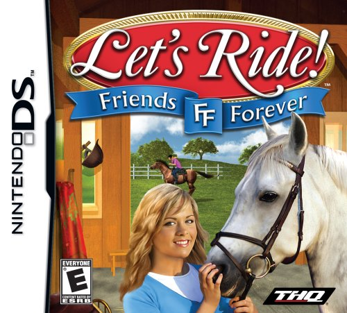 Nintendo Ds - Let's Ride: Friends Forever / Game