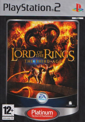 Lord of the Rings : The Third Age Platinum (PS2)