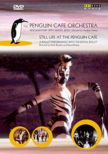 Jeffes: The Penguin Cafe Orchestra  / Still Life at the Penguin Cafe    [2007
