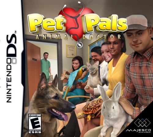 Nintendo Ds - Pet Pals: Animal Doctor / Game