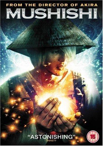 Mushishi-2006-DVD-CD-MWVG-FREE-Shipping