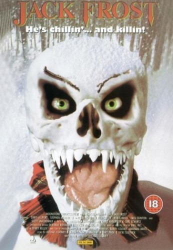 Jack-Frost-DVD-CD-T6VG-FREE-Shipping