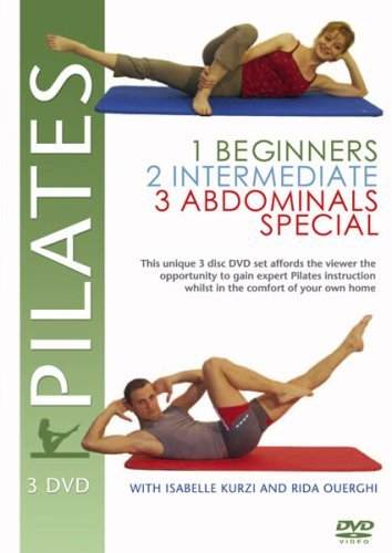 Pilates - Pilates Collection 1/2/3 Box Set