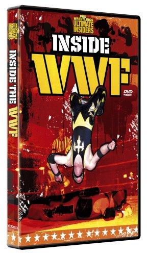 Ultimate Insiders Inside The World Wrestling Federation