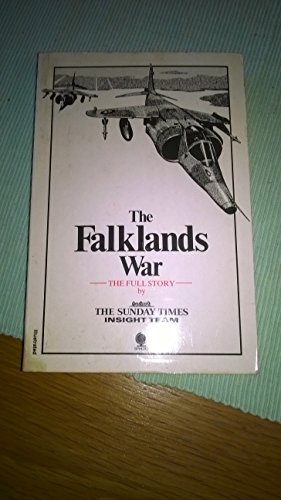 The Falklands War By Sunday Times Insight team