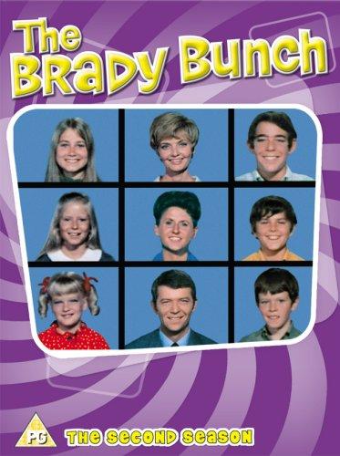 The-Brady-Bunch-Season-2-DVD-CD-DEVG-FREE-Shipping