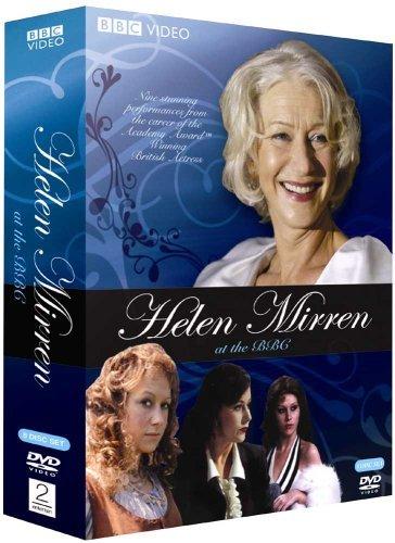 Helen Mirren At The BBC (1974-1995, incl. 11 BBC dramas + interviews)