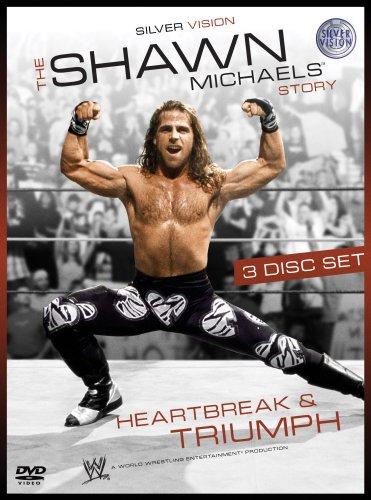 WWE - Shawn Michaels Story - Heartbreak and Triumph