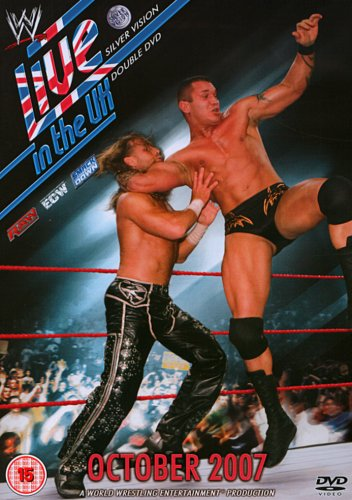 Wwe - WWE - WWE Live In The Uk October 2007