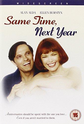 Same-Time-Next-Year-DVD-1978-CD-FIVG-FREE-Shipping