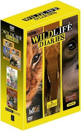 The-Wildlife-Diaries-Box-Set-DVD-CD-PMVG-FREE-Shipping
