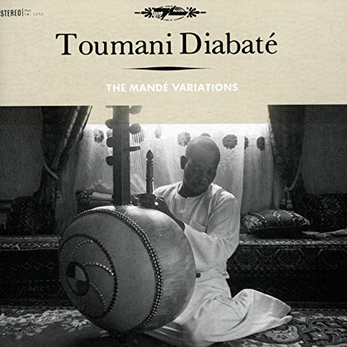 Toumani Diabate - The Mande Variations By Toumani Diabate