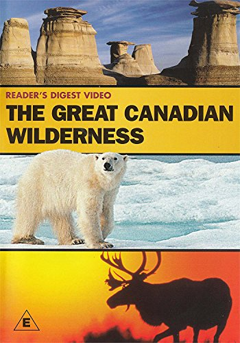 The-Great-Canadian-Wilderness-DVD-CD-PUVG-FREE-Shipping