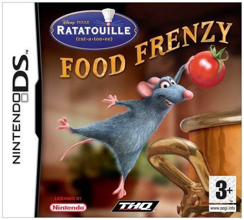 Ratatouille: Food Frenzy (Nintendo DS)
