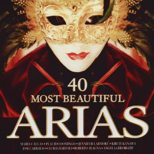 Various Artists - 40 Most Beautiful Arias By Various Artists