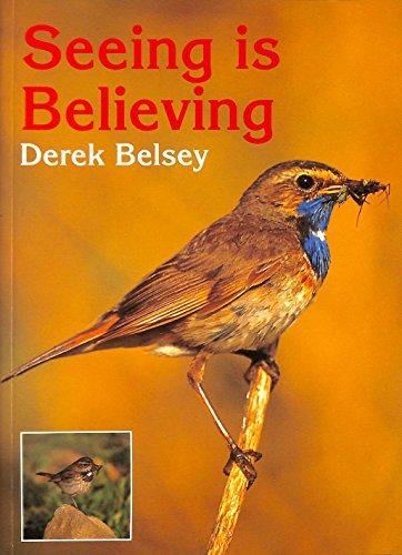 Seeing is Believing By Derek Belsey
