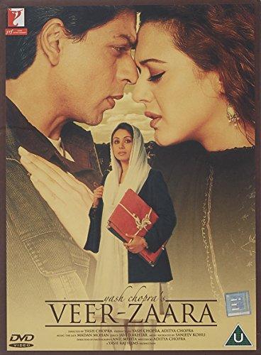 Veer-Zaara (2004) - Shah Rukh Khan - Preity Zinta - Rani Mukherjee - Bollywood - Indian Cinema - Hin