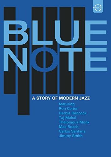 Ron Carter, Herbie Hancock, Taj Mahal, Thelonious Monk, Max Roach, Carlos Santana, Jimmy Smith - Blu