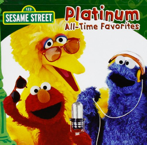 Various - Sesame Street: Platinum All-Time Favourites By Various