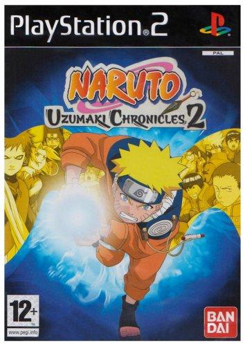 Naruto Uzumaki Chronicles 2 (PS2)