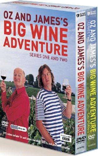 Oz-and-James-039-s-Big-Wine-Adventure-Complete-BBC-Series-1-amp-2-Box-S-CD-HWVG