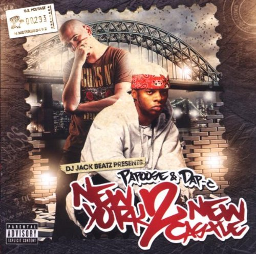 Papoose and Dap-C - New York 2 Newcastle By Papoose and Dap-C