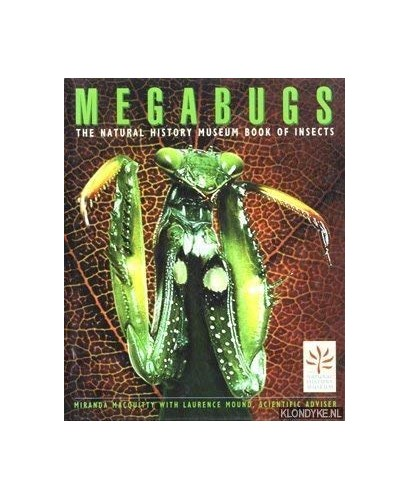 Mega Bugs By M. Macquitty