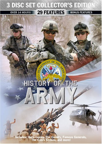 Artist Not Provided - History Of The U.S. Army