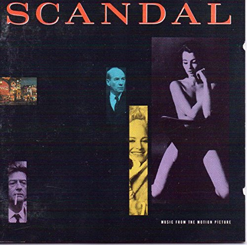Various Artists - Scandal: Music from the Motion Picture By Various Artists