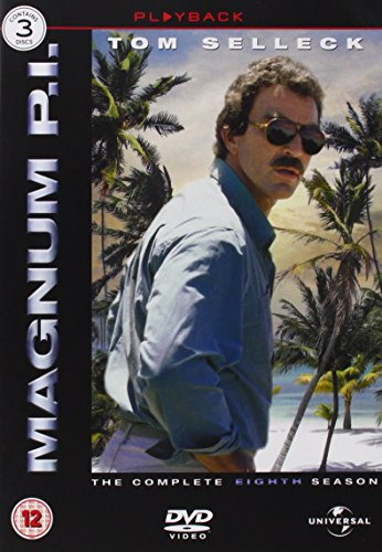 Magnum Pi: The Complete Eighth Season