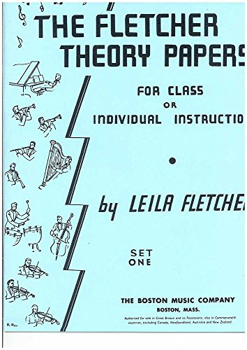 Fletcher Theory Papers - Set 1