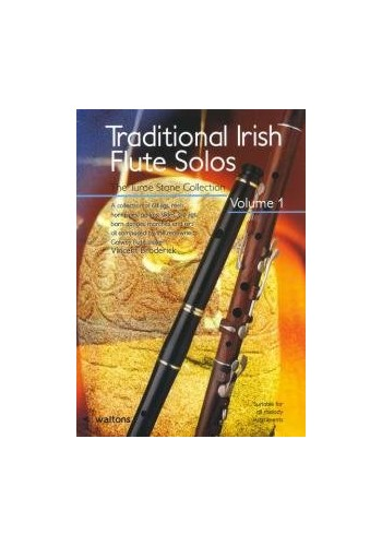 Broderick: Traditional Irish Flute Solos By Broderick