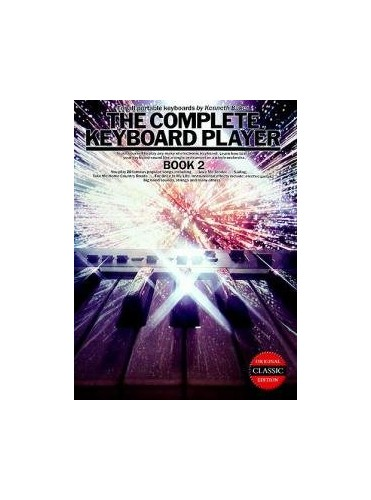 The Complete Keyboard Player: Book 2 By K. Baker