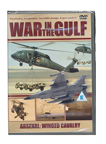 War-in-the-Gulf-Arsenal-Winged-Cavalry-CD-SAVG-FREE-Shipping